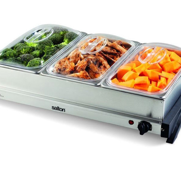 Hot Trays & Buffet Servers