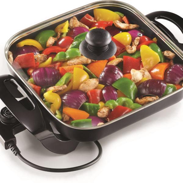 Electric Frying Pans & Woks