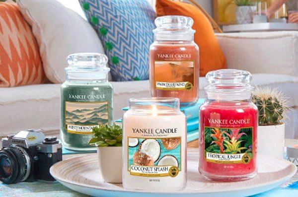 Home Fragrances & Deco