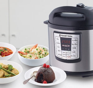 Pressure Cooker & Slow Cookers