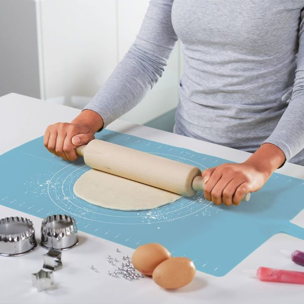 Rolling Pins And Pastry Mats