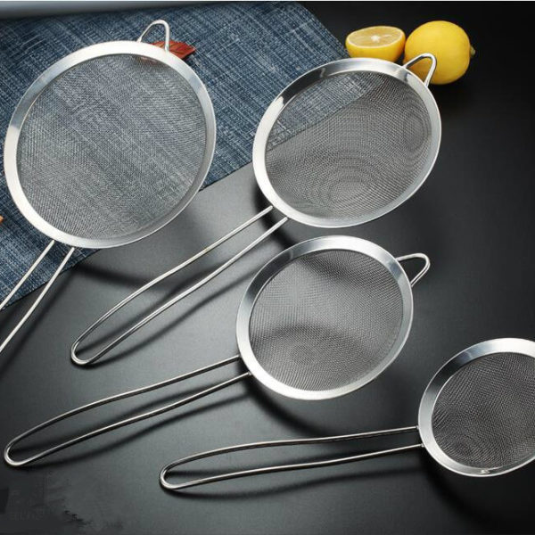Sieves & Sifters