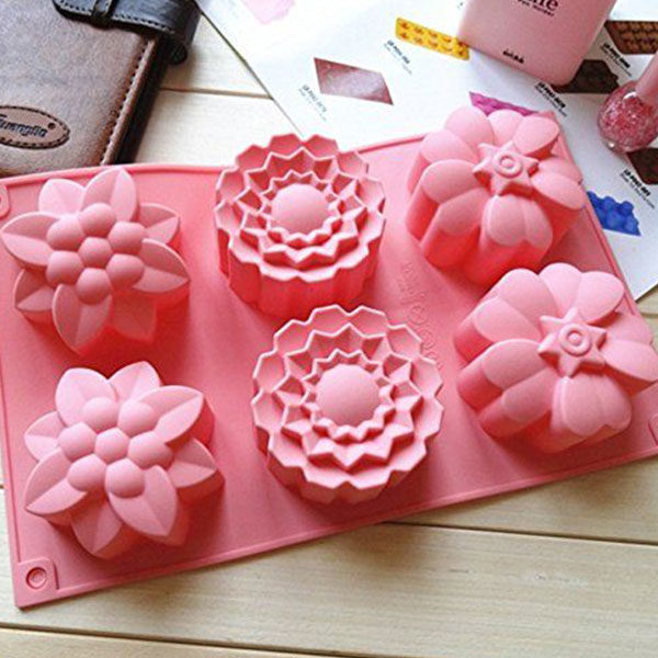 Food And Baking Moulds
