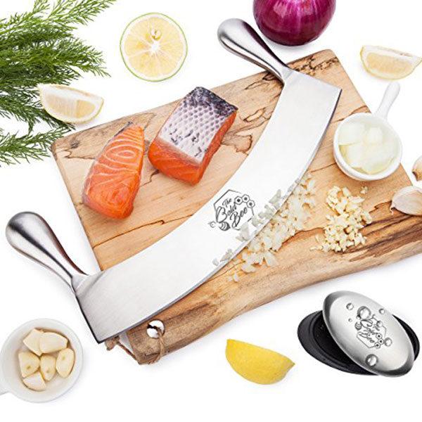 Mezzaluna & Speciality Knives